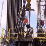 Rigging-up-Logging-Tools