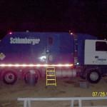 Schlumberger-truck