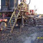Substructure-on-Pit-Side